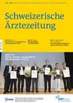 Tanzboden in der Schweizerischen Aerztezeitung
